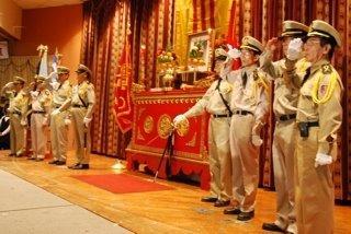 Lễ giỗ Nguyễn Khoa Nam