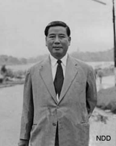 lịch sử việt nam, Tổng thống Ngô Đình Diệm