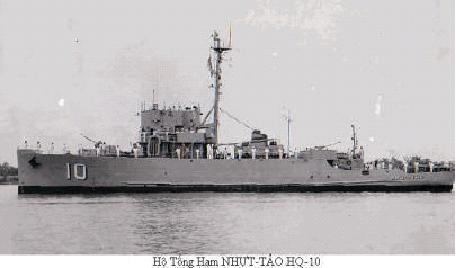 HQ-10 Hộ tống hạm Hải Quân Việt Nam