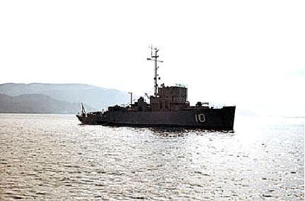 Hộ tống hạm HQ-10 Hải Quân Việt Nam