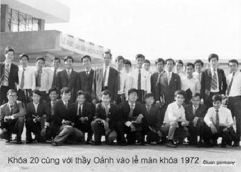 Khóa 20 Hải Quân Việt Nam