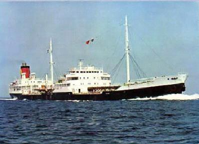Navy Netherland Kopionella