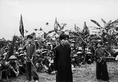 Xử bắn địa chủ trong cải cách ruộng đất lịch năm 1956