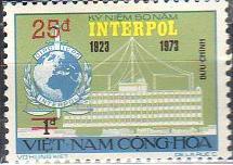 tem thu viet nam, Interpol