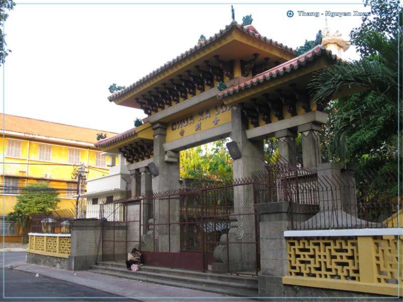 phật giáo việt nam, chùa xá lợi sài gòn