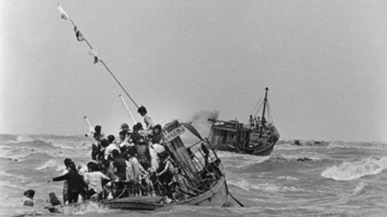 boat people, người việt nam tỵ nạn cộng sản